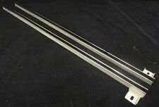 RELINED 1955 1956 Ford Mercury VENT WINDOW CHANNELS Crown Victoria Convertible