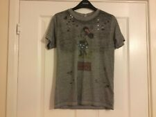 Topshop Minnie mouse size 6 grey t shirt