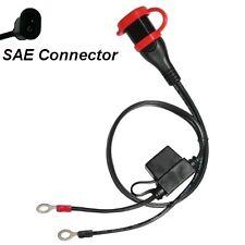 Optimate 2 3 4 5 6 Weatherproof 12v Fused Eyelet Connection Lead (SAE71) (01)