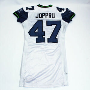 Team-Issued Bennie Joppru #47 Previous Road Jersey - SA#03365