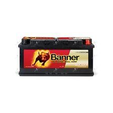 Batterie voiture AGM banner running bull 60501 12v 105ah 950A  décharge lente