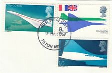 (08309) GB Used Concorde Filton 3 March 1969 ON PIECE
