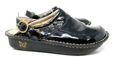 Alegria Women's Seville Patent Leather Mules Shoes EU 41 US 10.5 11 VGUC