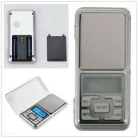 Numérique LCD électronique de Précision Mini Pèse de Poche Scale Bijoux 0.01g