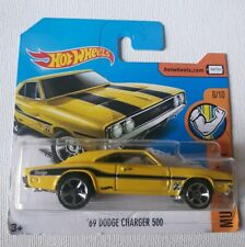 Hot wheels 69 dodge charger 500