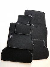 CARPET FLOOR MATS FOR BMW 5-Series E60 E61 M5 SET BLACK