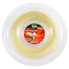 Gosen OG Sheep Micro 660' Reel 17 gauge-1.22mm- Natural -Tennis Racquet String