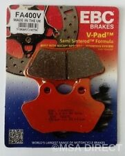 Harley Davidson FXDi Super Glide (2004 to 2007) EBC V-Pad REAR Brake Pads