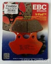 Harley Davidson FXSTB Night Train (2000 to 2007) EBC V-Pad FRONT Brake Pads