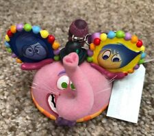 Disney Park Elephant Bing Bong Ear Hat Ornament Scented Inside Out Christmas New