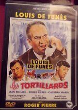DVD LES TORTILLARDS - LOUIS DE FUNES - TBE