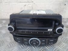 2013 Chevrolet Spark Radio CD Player Stereo Head Unit 95385059