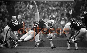 Dick Butkus CHICAGO BEARS - 35mm Football Negative (MP1)