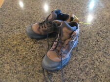 Danner Brown Leather Boots Men's 7 38400 Radical 45 GTX hiking boot lace up