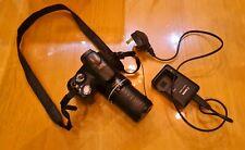 Canon PowerShot SX40 HS 12.1MP Digital bridge Camera - Black + Charger