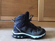 SALOMON QUEST 4D GTX WOMENS HIKING WALKING BOOTS Size UK6
