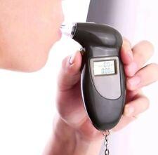 Safe Drive LED Display Digital LCD Alcohol Breathalyzer Analyser Tester Detector