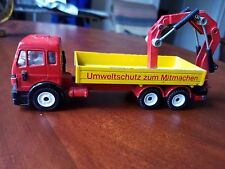 Siku LKW Ladekran Toy West Germany