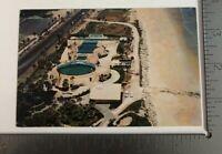 Vintage Postcard Ariel View Marine Studios Marineland Florida