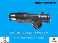 injecteur essence PEUGEOT/CITROEN/FIAT/LANCIA: 01F003A/1984E2