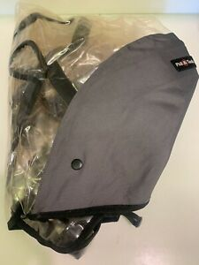 Genuine Phil & Teds double pushchair raincover