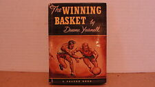 "1948 ""THE WINNING BASKET"" by DUANE YARNELL - FALCON BOOKS FOR BOYS"