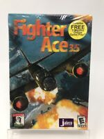 New Sealed Fighter Ace 3.5 PC Game Jaleco