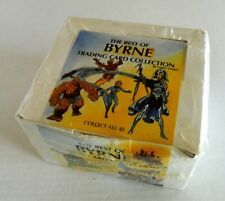 1989 Best of Byrne sealed box - Comic Images cards