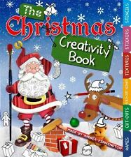 The Christmas Creativity Book: Includes Games, Cut-Outs, Fold-Out Scenes, Tex...