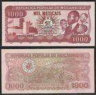MOZAMBICO - 1000 Meticais 16.6.1989 UNC Pick 132c