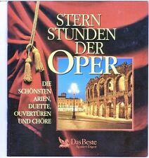 Sternstunden der Oper  -  Reader's Digest   5 CD Box  OVP