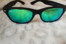 Ray-Ban Gafas de sol New Wayfarer 2132 622/19 Matt Negro Degradado