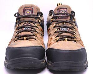 Skechers Authentic Work Comp Toe Non - Metallic Slip Resistant Size 8 Relax fit