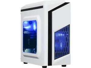 10-Core Gaming Computer Desktop PC Tower 128GB SSD Quad 8GB AMD R7 Graphics New