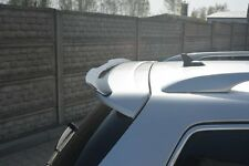 Techo alerón adaptador para VW Passat 3c r-line Heck techo alerón r36 negro nuevo