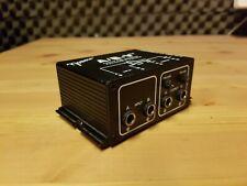 Nobels AB/V Amp Switcher Active Instrument Switcher/Controller Mint!