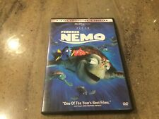 WALT Disney Finding Nemo Two-Disc Collector's Edition DVD Joe Ranft, Vicki Lewis