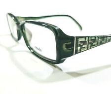 New Fendi Eyeglasses F936 F936 Green 317 Authentic 52-15-135 W/case