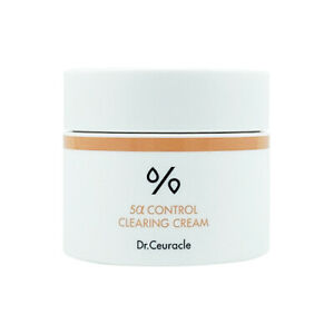 [DR.CEURACLE] 5α Control Clearing Cream 50g