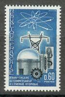 France 1965 MNH Mi 1526 Sc 135 Atomic Energy.Atomic Reactor **
