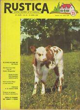 Rustica 15 14/04/1957 Veaux
