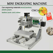 3 Axis CNC Router Mini  Wood Carving machine 1610  Pcb Milling USA