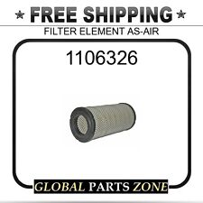 1106326 - FILTER ELEMENT AS-AIR 46562 LAF4544 for Caterpillar (CAT)