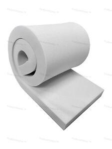 "60"" x 20"" Upholstery Foam Sheet - Select Foam Thickness ¼"" ½"" 1"" 2"" 3"" 4"" 5"" 6"""