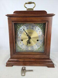 Howard Miller 612-429 Samuel Watson Mantel Clock 3 Chime Kieninger SEW01 Movemnt