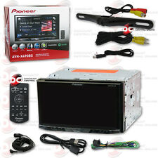 """PIONEER AVH-X490BS 7"""" TOUCHSCREEN DVD BLUETOOTH STEREO FREE LICENSEPLATE CAMERA"""