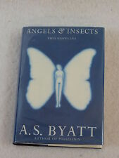 A.S. Byatt ANGELS AND INSECTS 1st U.S. Edition Random House 1992