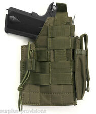 Condor - Tactical 1911 Ambidextrous Pistol  Holster & Magpouch -OD Green #H-1911