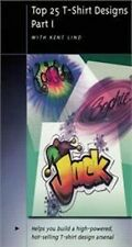 Top 25 T-Shirt Designs, Part 1 Airbrushing DVD with Kent Lind by Airbrush Action