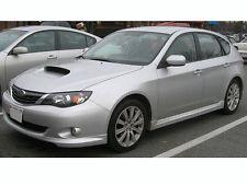 Subaru Impreza Ventanilla 2007 en adelante Tamaño Medio Cubierta Para Coche